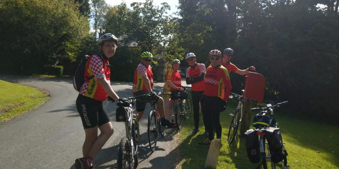 London Clarion Cycle Club photo