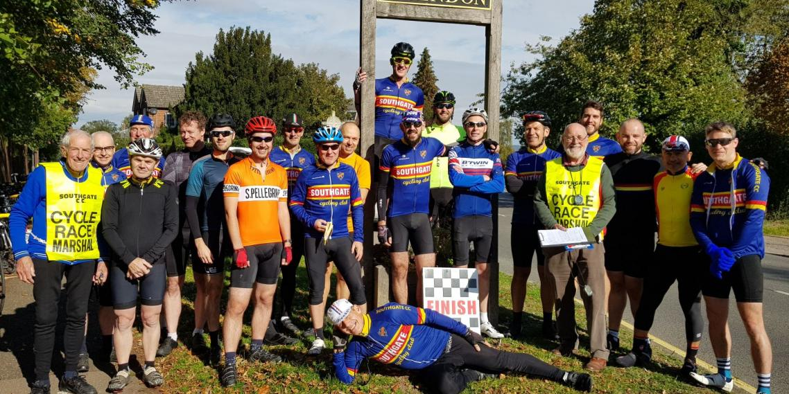 Southgate Cycling Club photo