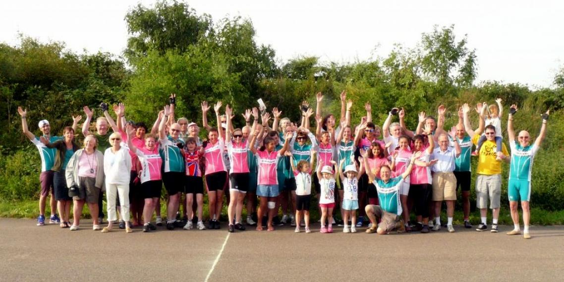 Willesden Cycling Club Photo